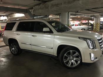 Аренда автомобиля Cadillac Escalade 4 с водителем 3