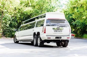 Аренда автомобиля Cadillac Escalade  с водителем 7