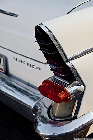 Аренда автомобиля Чайка (ГАЗ-13) белая  с водителем 10