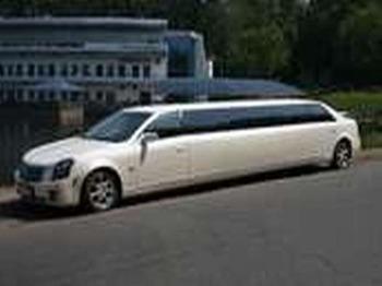 Аренда автомобиля Лимузин Cadillac CTS  с водителем