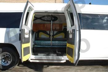 Аренда автомобиля Ford Excursion   с водителем 2