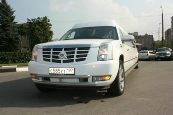 Аренда автомобиля Cadillac Escalade 3 с водителем