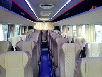 Аренда автомобиля Foxbus  с водителем 2