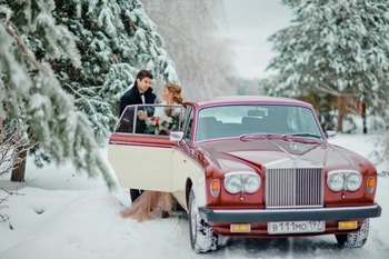 Аренда автомобиля Rolls-Royce Silver Shadow   с водителем 9