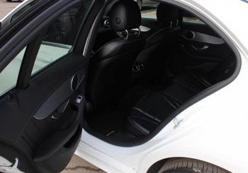 Аренда автомобиля Mercedes-Benz C-klasse IV (W205)  с водителем 4