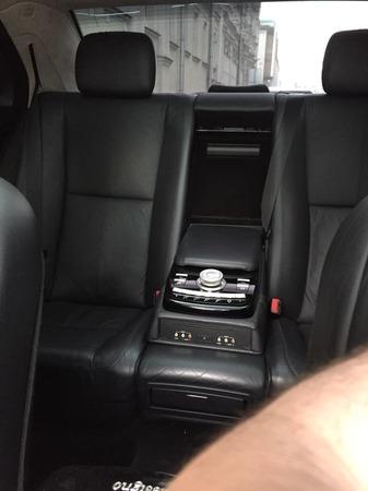Аренда автомобиля Mercedes S221 long  с водителем 0