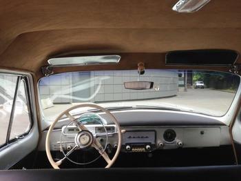 Аренда автомобиля Газ 21 (Волга)  с водителем 3
