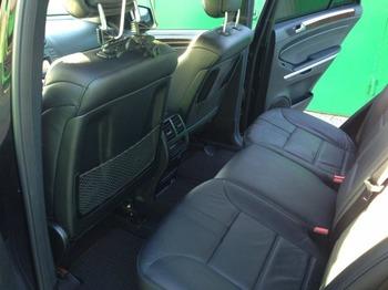 Аренда автомобиля Mercedes ML-350 с водителем 3