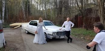 Аренда автомобиля Cadillac Deville с водителем 2