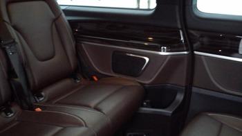 Аренда автомобиля Mercedes V-class  с водителем 4