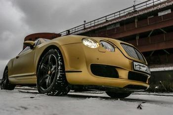 Аренда автомобиля Bentley Continental GT  с водителем 6