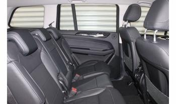 Аренда автомобиля Мерседес GLS черный с водителем 0