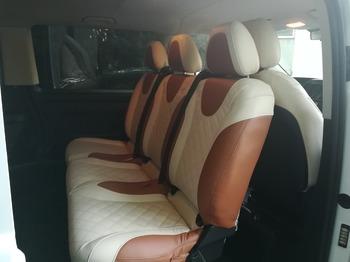 Аренда автомобиля Mercedes Vito  с водителем 2
