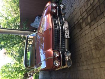 Аренда автомобиля Cadillac  Эльдорадо-59 с водителем 7