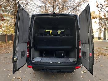 Аренда автомобиля Мерседес Спринтер VIP с водителем 2