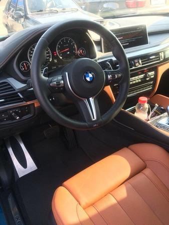Аренда автомобиля BMW X6 с водителем 3