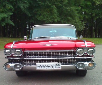 Аренда автомобиля Cadillac Fleetwood Brougham  с водителем 0
