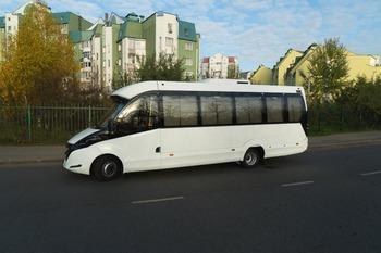 Аренда автомобиля Foxbus  с водителем 0