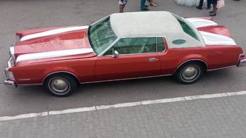 Аренда автомобиля   Lincoln Mark IV купе с водителем 0