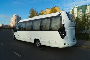 Аренда автомобиля Foxbus  с водителем 1