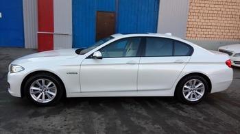 Аренда автомобиля BMW-5  с водителем 10