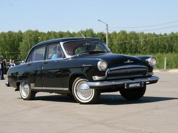 Аренда автомобиля ГАЗ-21 с водителем