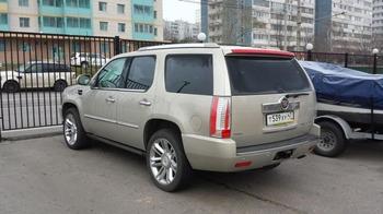 Аренда автомобиля Cadillac Escalade 3  с водителем 1