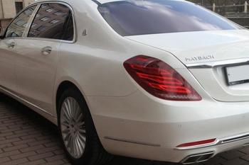 Аренда автомобиля Maybach S222  с водителем 0