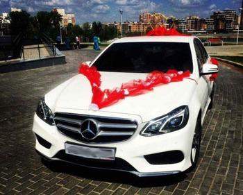 Аренда автомобиля Mercedes E212  с водителем 6