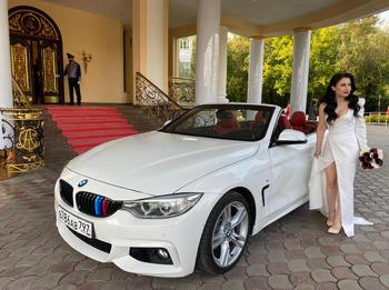 Аренда автомобиля Кабриолет BMW 320 с водителем 1