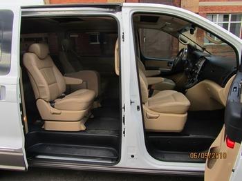 Аренда автомобиля Hyundai Grand Starex [180] с водителем 0