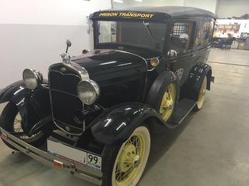 Аренда автомобиля Ford-A  с водителем