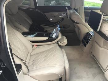 Аренда автомобиля Maybach S222  с водителем 2