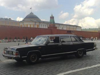 Аренда автомобиля Чайка ГАЗ 14-02 с водителем