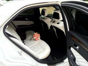 Аренда автомобиля Mercedes  Е 212  с водителем 2