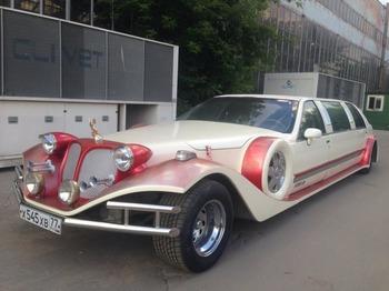 Аренда автомобиля Excalibur Phantom  с водителем 2