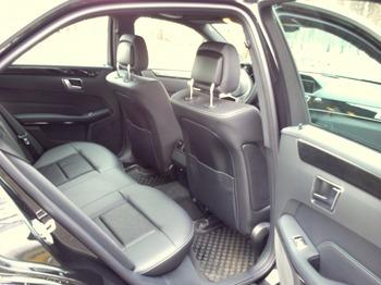 Аренда автомобиля Mercedes  E 212 с водителем 3