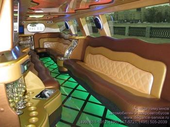 Аренда автомобиля Infiniti QX56  с водителем 12