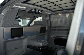 Аренда автомобиля Maybach 62 с водителем 2