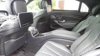 Аренда автомобиля Mercedes S222  с водителем 2